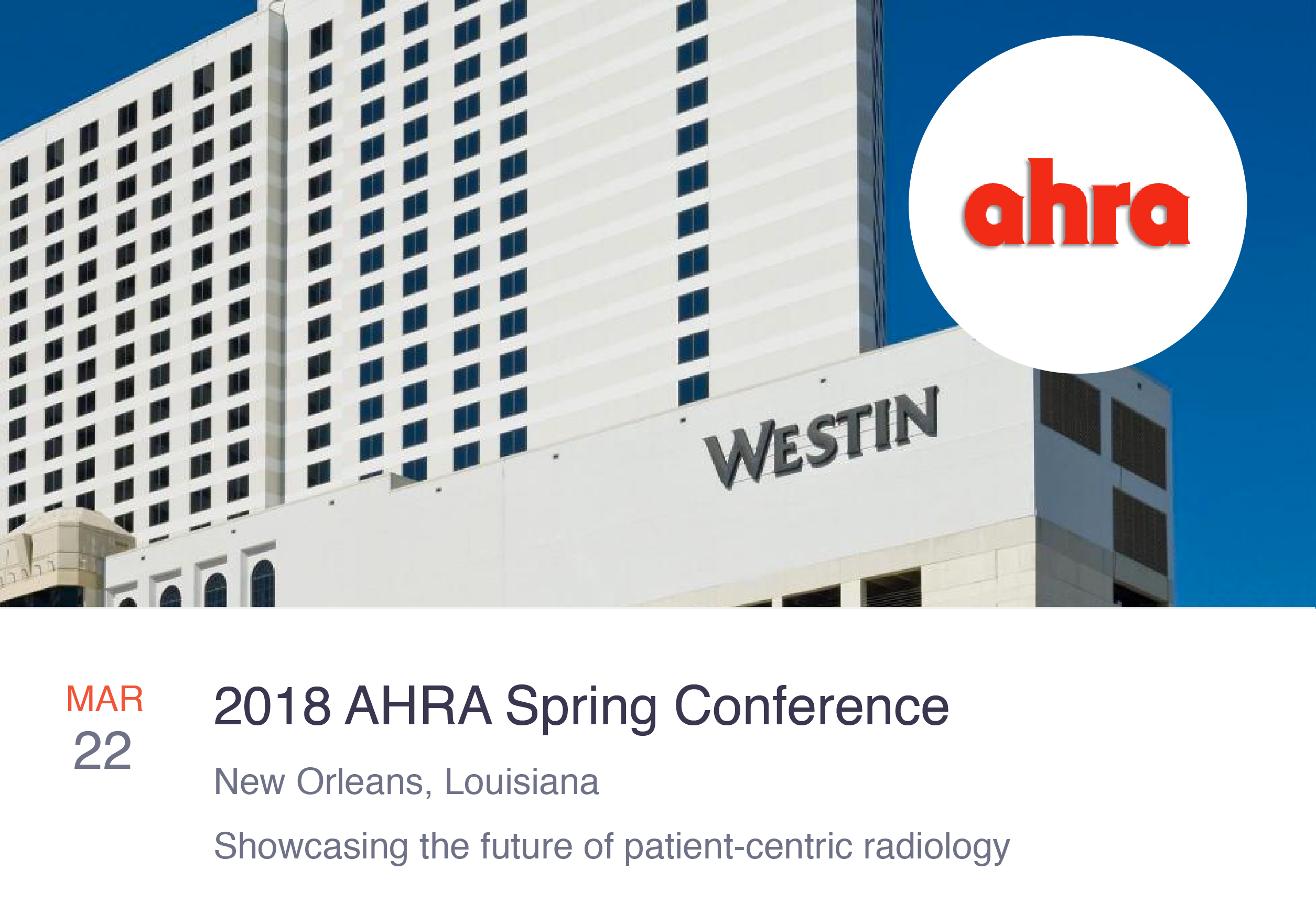 PocketHealth Team at 2018's AHRA Spring Conference