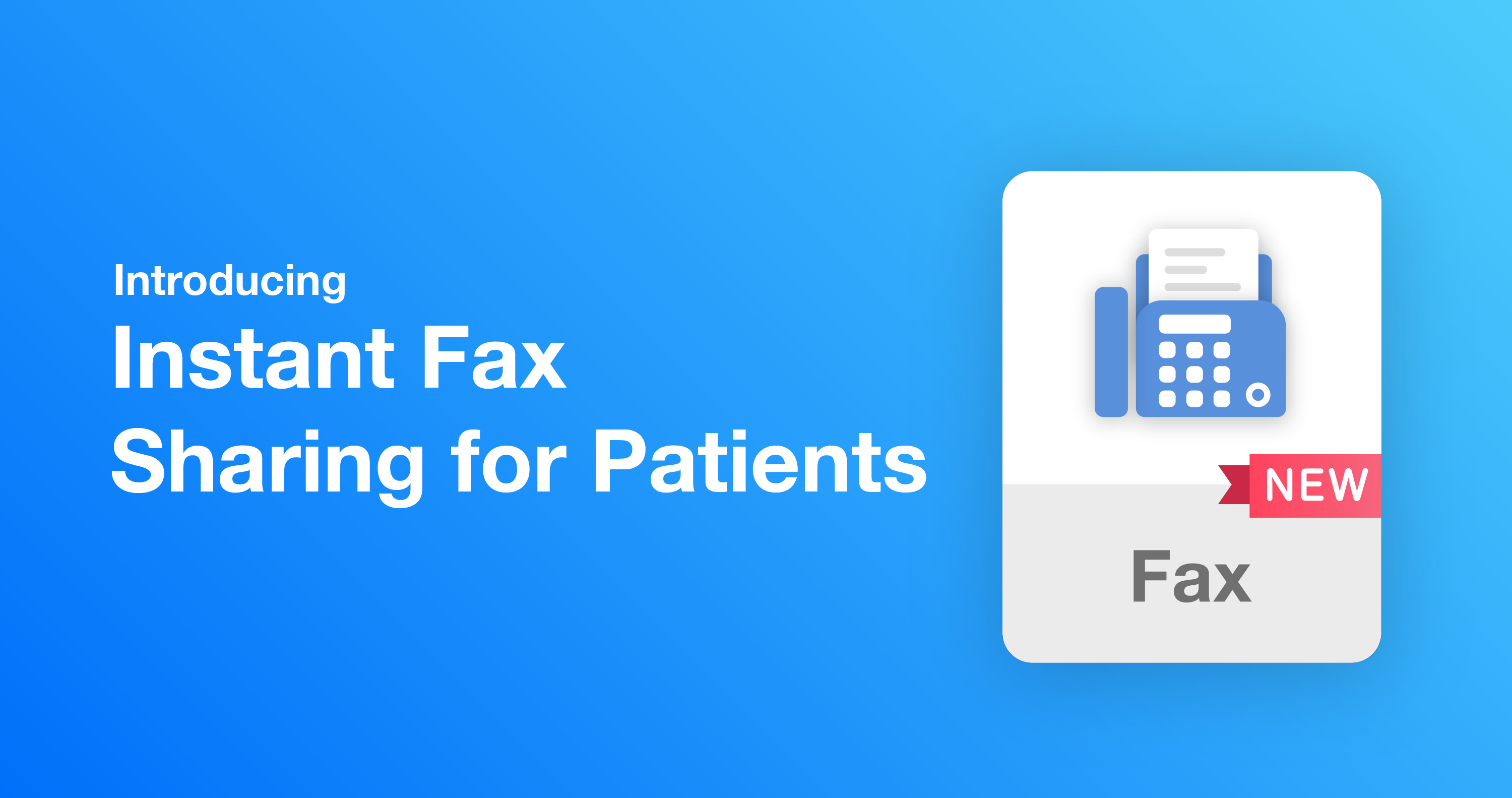 Patients Can Now Fax Imaging Access to Any Physician, Right From PocketHealth