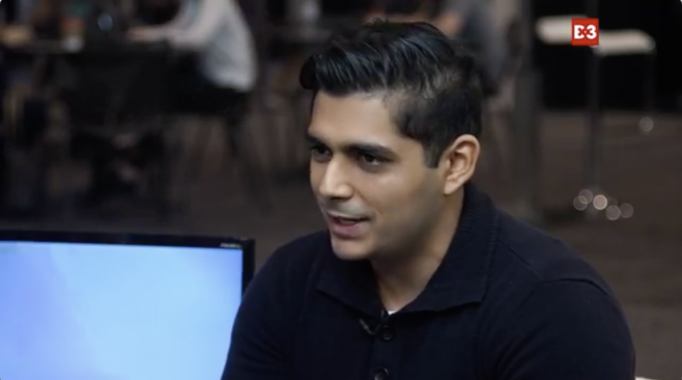 PocketHealth CEO Rishi Nayyar Chats with Amber Mac at 2018's Dx3 Conference