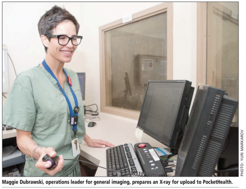 St. Michael's Hospital Patients Access Diagnostic Images Via PocketHealth
