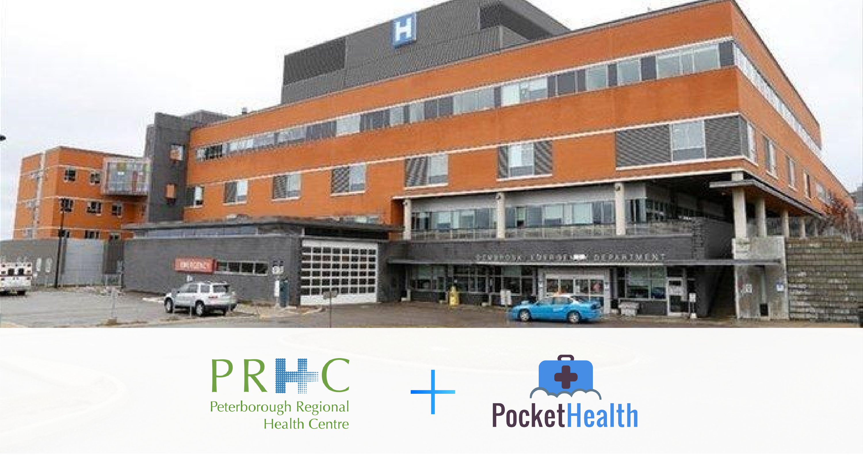 Peterborough Regional Health Centre Imaging Records Now Accessible via PocketHealth