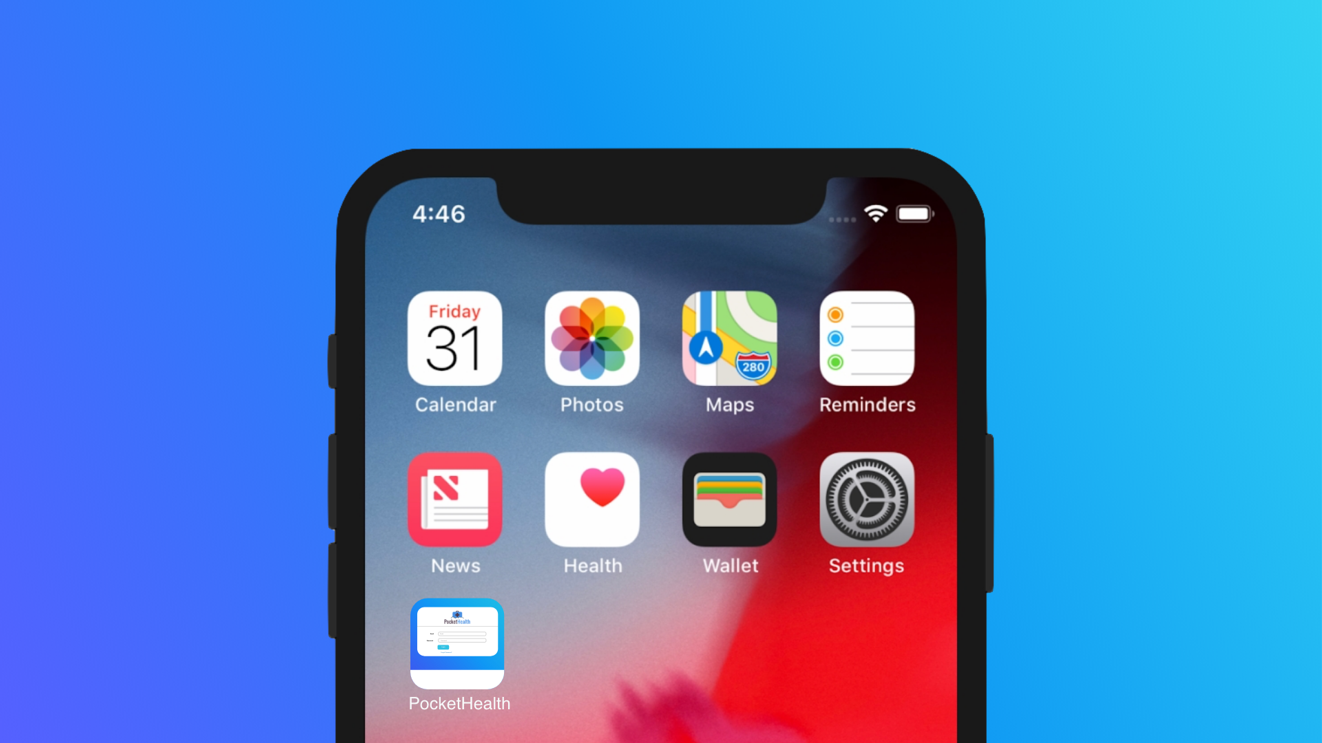 How To: Add PocketHealth to Your Home Screen