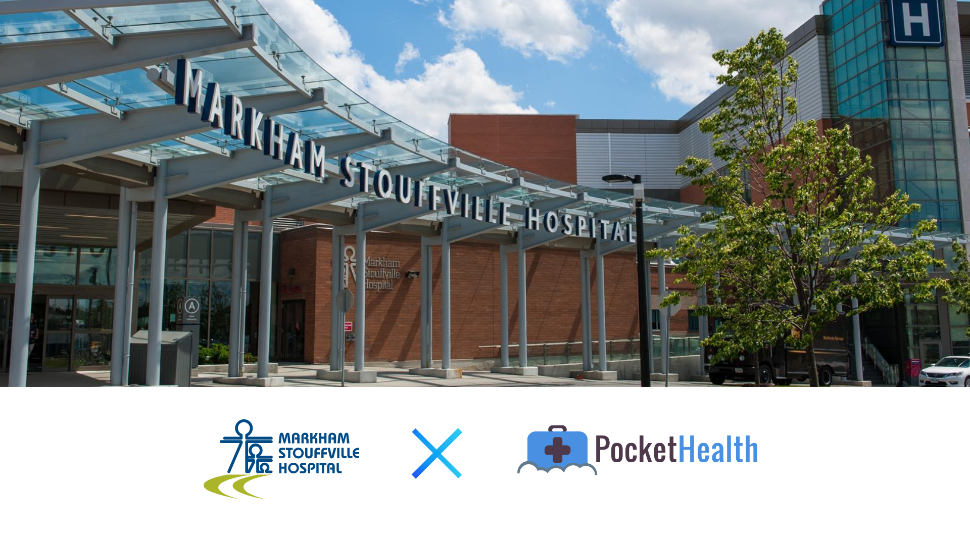 Markham Stouffville Hospital puts patients in control of their imaging records with PocketHealth