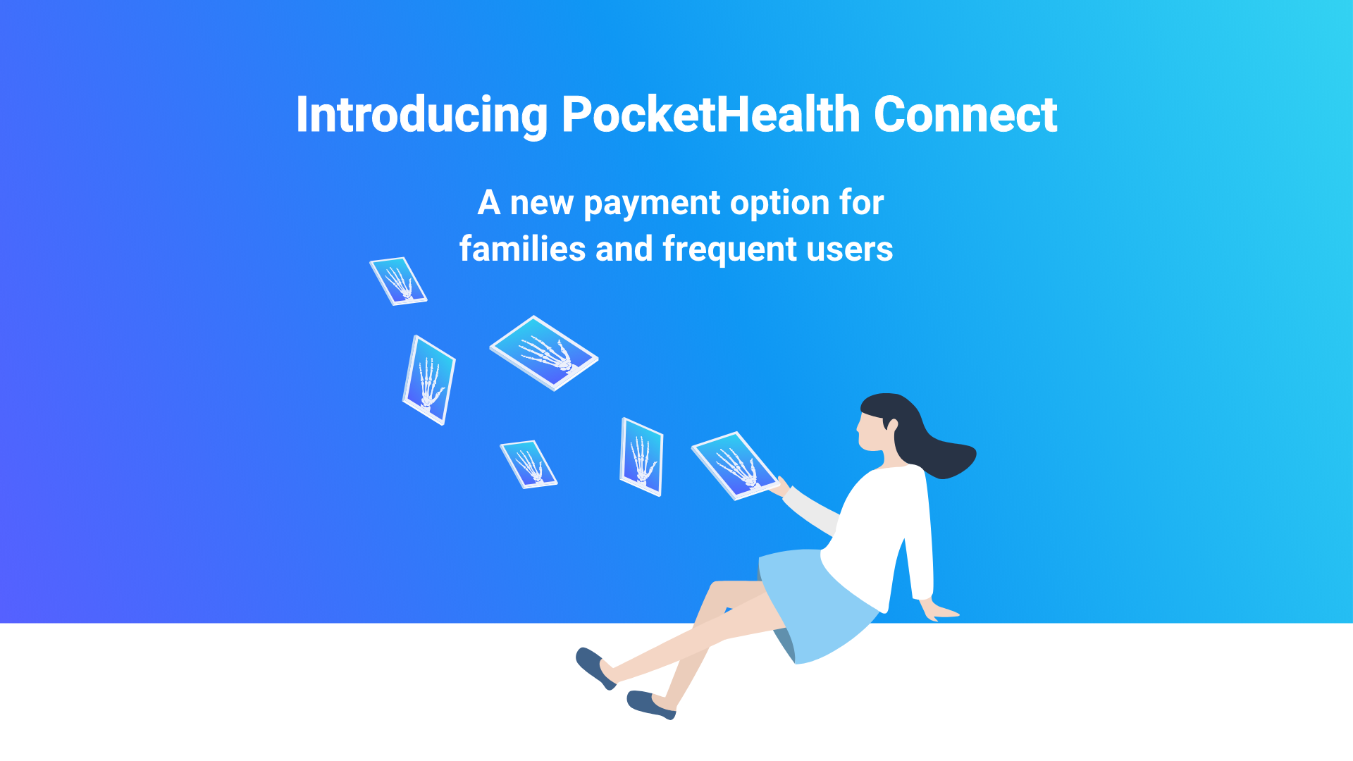 Introducing PocketHealth Connect!