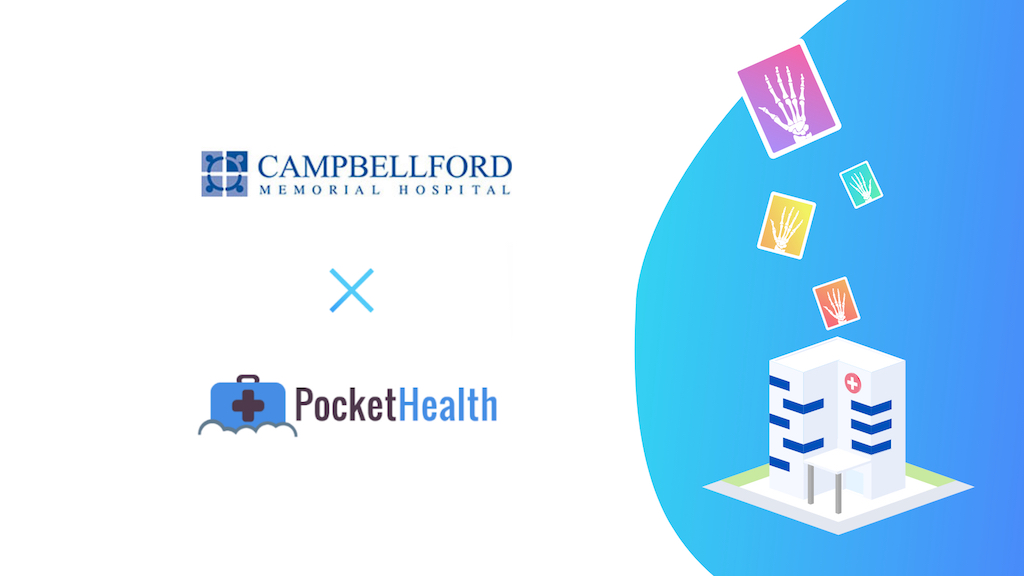Campbellford Memorial Hospital Records Available via PocketHealth