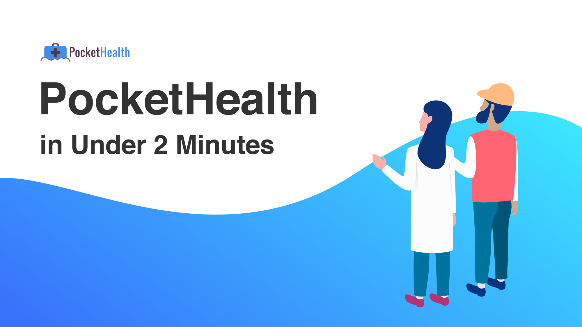 Video: PocketHealth in under 2 minutes